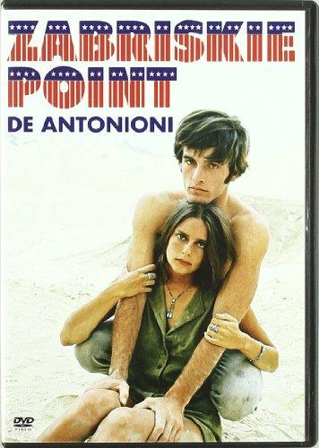 Zabriskie Point (1970) DVD Import mit Deutscher Tonspur