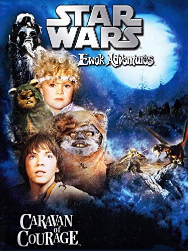 Star Wars Ewok Adventures - Caravan of Courage