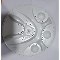 Pulsator Compatible with Godrej 6201/Panasonic/Intex Semi Automatic Washing Machines (Match and Buy)