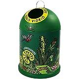 Miniglú KUKUXUMUSU Insectos Plástico, Verde 45x29 cm