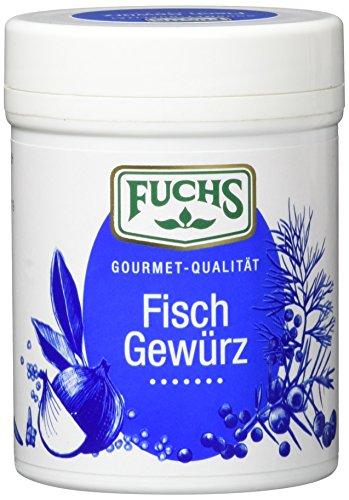 Fuchs Fisch Gewürz, 3er Pack (3 x 70 g)