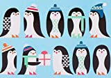 Amazon.co.uk Gift Card  - In a Greeting Card - (Penguin Colony)
