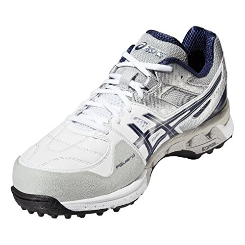Asics Gel-220 Not Out, Chaussures de Cricket homme white