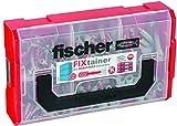Fischer FIXtainer DuoPower 210 teilig Box