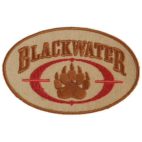 Desert Blackwater Insignia Academi Embroidered Taktisch Tactical Combat Milspec Touch Fastener Aufnäher Patch -