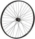 Tru-build Wheels RGR811 Rear Wheel - Black, 26 x 1.75 Inch