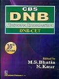 CBS DNB Entrance Examination DNB-CET