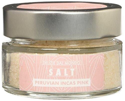 Delizie dal Mondo Sale Gourmet, Peruvian Incas Pink - 100 grams
