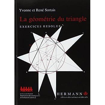 La géométrie du triangle. Exercices résolus