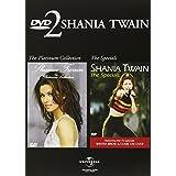 Coffret Shania Twain 2 DVD : The Platinum Collection, l'intégrale des clips / The Specials