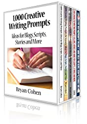 1,000 Creative Writing Prompts Box Set: Five Books, 5,000 Prompts to Beat Writer's Block (Story Prompts for Journaling, Blogging and Beating Writer's Block Book 6) (English Edition)