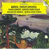 Grieg: Violin Sonatas Opp. 8, 13 & 45