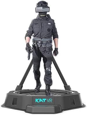 KatWalk mini, Omni-Directional Virtual Reality Platform, VR Treadmill, VR Shooting