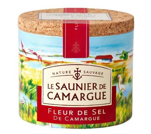 Le Saunier De Camargue 'Fiore' Sale Marino 125g