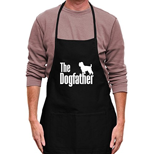 Teeburon The dogfather Griffon Bruxellois Schürze -