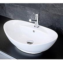Aufsatzwaschbecken oval mit unterschrank  Suchergebnis auf Amazon.de für: waschtischunterschrank für ...