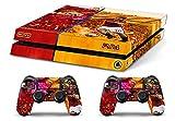 Skin PS4 HD AS ROMA TOTTI FRANCESCO ULTRAS CALCIO - limited edition DECAL COVER Schutzhüllen Faceplates playstation 4 SONY BUNDLE