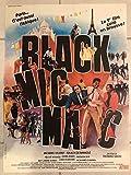 Cinema Black Mic Mac - 1986 - De Thomas Gilou avec Isaac de Bankolé - 40x56cm - Affiche Originale