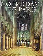 Notre Dame de Paris de Alain Erlande-Brandenburg