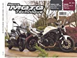 Revue Moto Technique, N° 161, Avril-mai-ju : Yamaha et MBK YP125R et RA - Triumph Speed Triple 1050