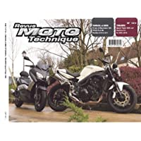 Revue Moto Technique, N° 161, Avril-mai-ju : Yamaha et MBK YP125R et RA – Triumph Speed Triple 1050