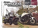 Revue Moto Technique, N° 161, Avril-mai-ju : Yamaha et MBK YP125R et RA - Triumph Speed Triple 1050