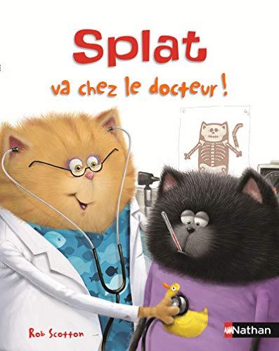 Splat va chez le docteur ! par