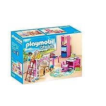 Playmobil City Life 9270 Children's Room for Children Ages 4+