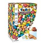 PlayMais - Caja de material para moldear en colores variados tamaño grande (aprox. 700 unidades) [Importado de Alemania]