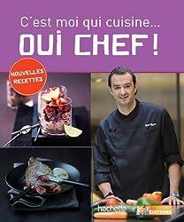 C'est moi qui cuisine... Oui chef !