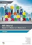 HR-World Basis 1.1 I Basis 1.2 I Basis 2 & 3: Lösungen (Band 1-3) - Nicolas Facincani