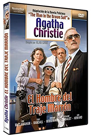 Agatha Christie - The Man In The Brown Suit - El Hombre Del Traje Marrón - Alan Grint.