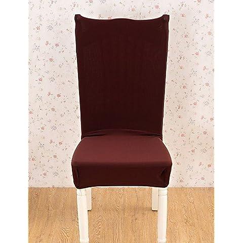 ZY/ tratto in forma super removibile lavabile breve sedia copertura
