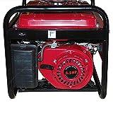 Berlan Benzin Stromerzeuger BSTE3000 – 2800 Watt - 2