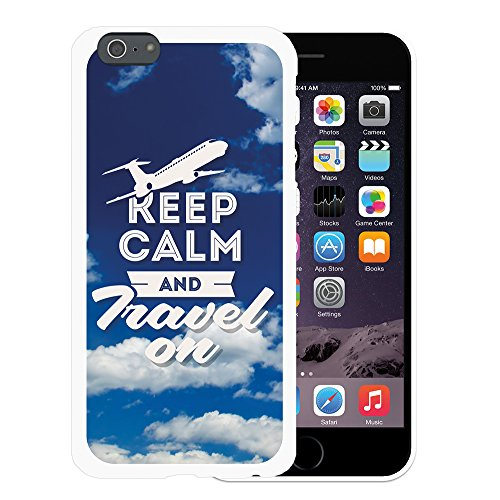 iPhone 6 Plus | 6S Plus Hülle, WoowCase Handyhülle Silikon für [ iPhone 6 Plus | 6S Plus ] Satz mit Herz - All You Need is Love Handytasche Handy Cover Case Schutzhülle Flexible TPU - Transparent Housse Gel iPhone 6 Plus | 6S Plus Transparent D0145