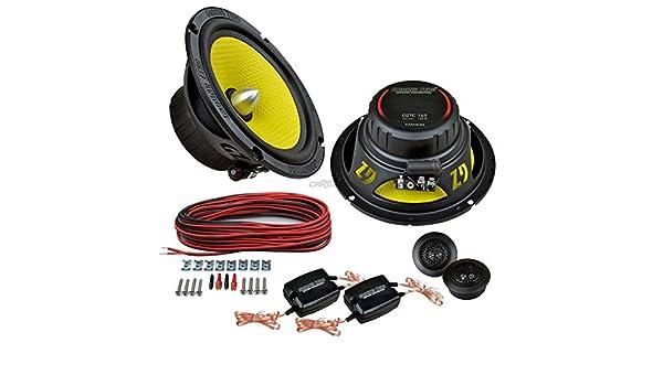 Pioneer Lautsprecher Boxen 165mm Vordere oder Hintere T/üren Opel Astra J ab 09