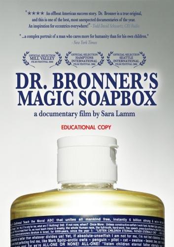 Preisvergleich Produktbild Dr. Bronner's Magic Soapbox (Institutional Use - High Schools / Libraries / Non-Profits)