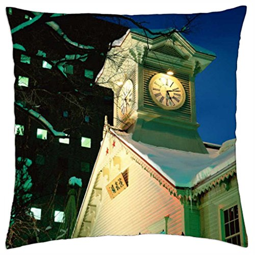 the-town-house-clock-throw-pillow-cover-case-18-x-18