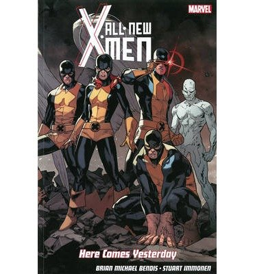 All-New X-Men: Here Comes Yesterday (Paperback) - Common
