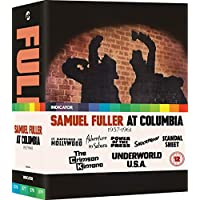 Sam Fuller at Columbia 1937-1961 - Limited Edition Blu Ray