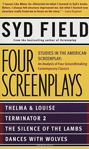 Four Screenplays: Studies in the American Screenplay (an analysis of four groundbreaking contemporary classics) by Syd Field (1998-08-01)