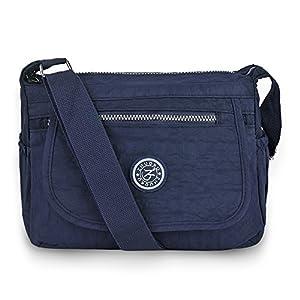 VBIGER – Bolso bandolera impermeable para mujer, bolso bandolera para mujer Size: Talla única