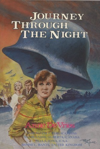 Journey Through the Night by Anne De Vries (2001-02-01)