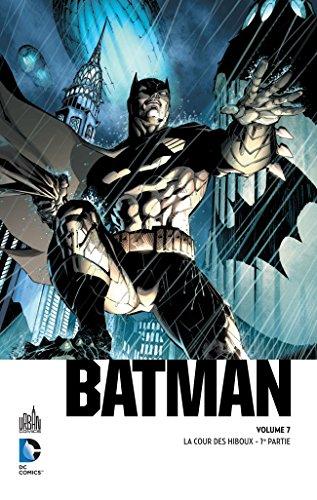 BATMAN  - LA COUR DES HIBOUX 1/2 par Jonathan Glapion