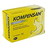 Kompensan Tabletten 340 mg 50 stk