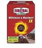 Scotts Substral Celaflor® Wühlmaus & Maulwurf EX, 150 g