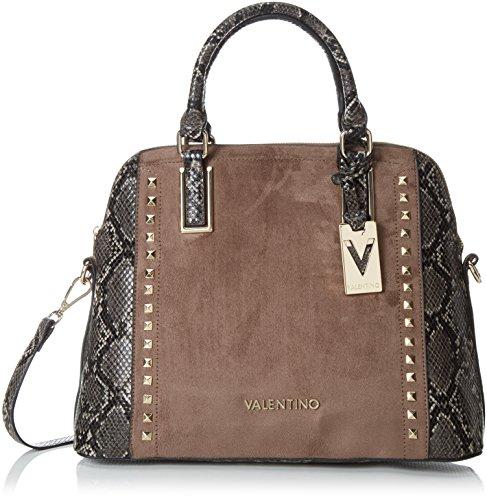 valentino-by-mario-valentino-damen-luxor-henkeltaschen-braun-fango-38x29x13-cm