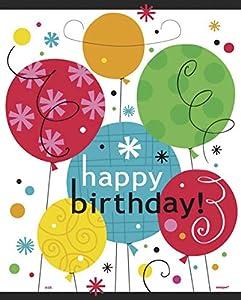 Partido Ênico fiesta de cumpleaños Ventoso Bolsas (paquete de 8)