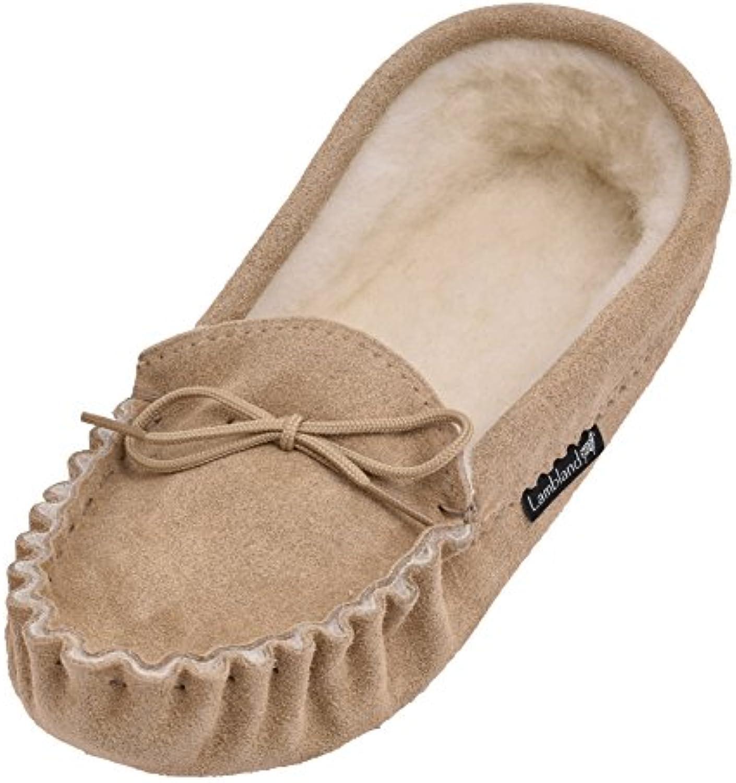 Lambland - Zapatillas de estar por casa para mujer