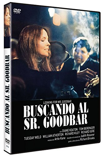 Looking for Mr. Goodbar DVD Region 2 Buscando al Sr. Goodbar Diane Keaton (kein Deutsch Sprache) (Kein Deutsch Untertitel) (Eng